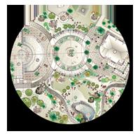 Разработка схемы планировочной организации земельного участка
