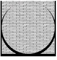 Отделка фасада - облицовочный кирпич