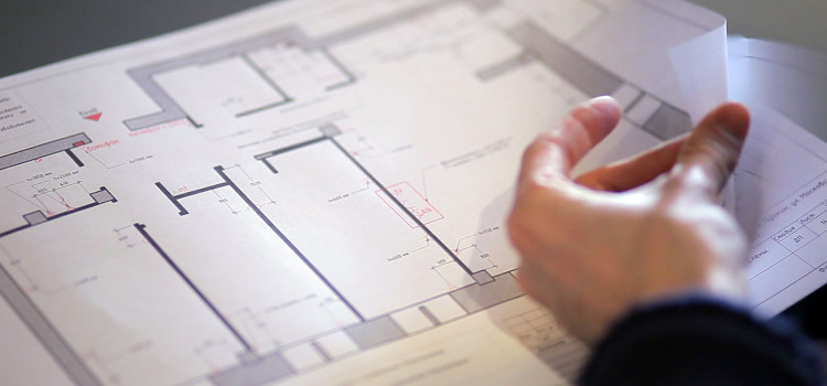Архитектурный паспорт проекта коттеджа