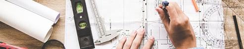Расчет строительных конструкций дома