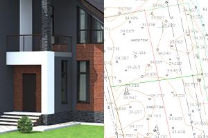 Геология и топография при проектировании дома