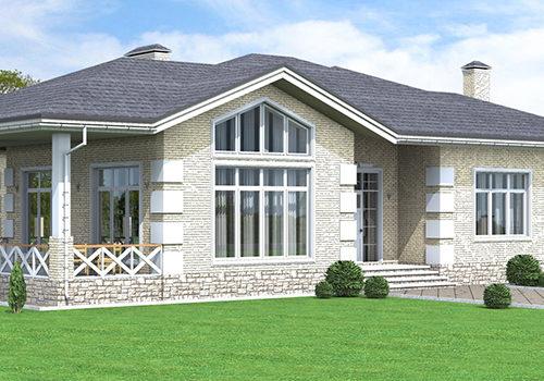 Проекты домов и коттеджей в Самаре. Купить проект